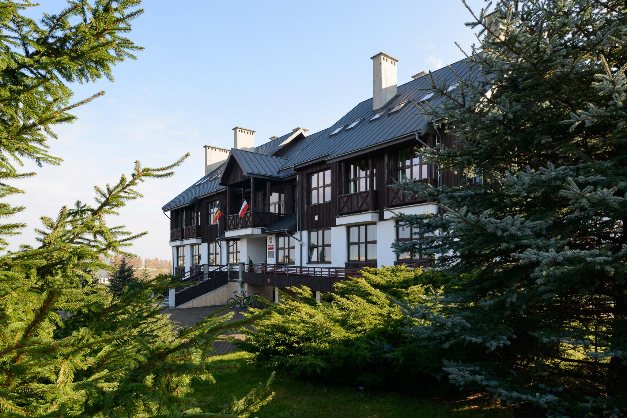 Kompleks Szkół – Gimnazjum i Liceum Ogólnokształcące w Skale