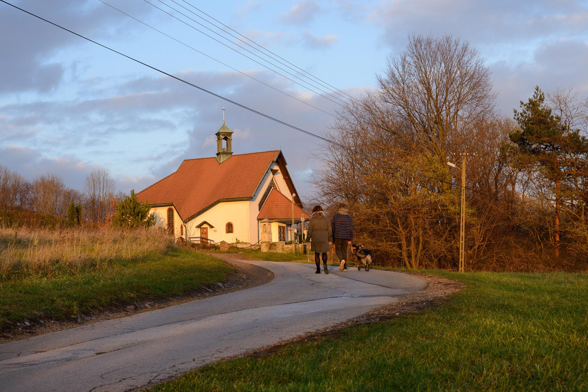 Kościół pw. św. Rafała Kalinowskiego w Rudnie