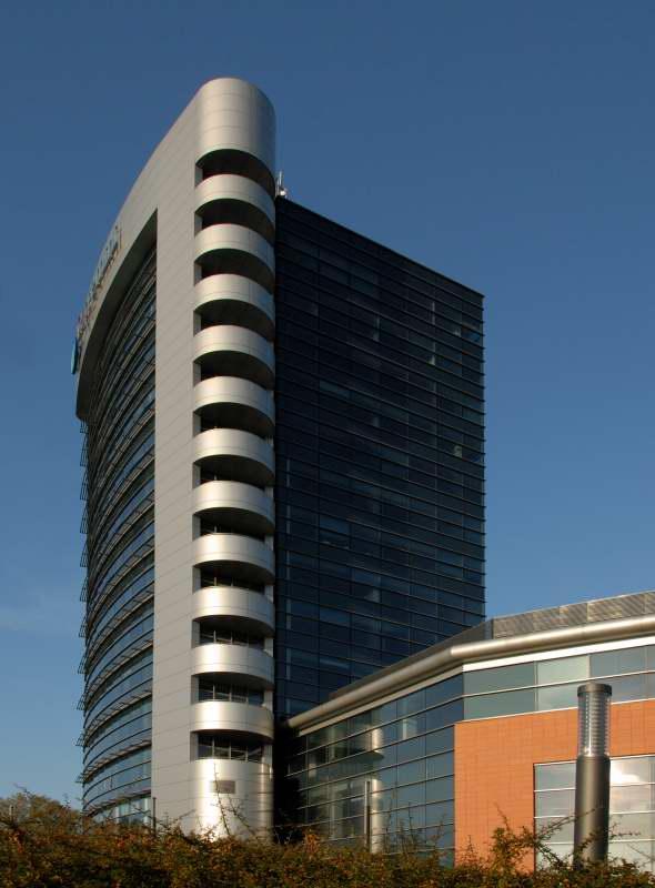 Biurowiec Rondo Business Park