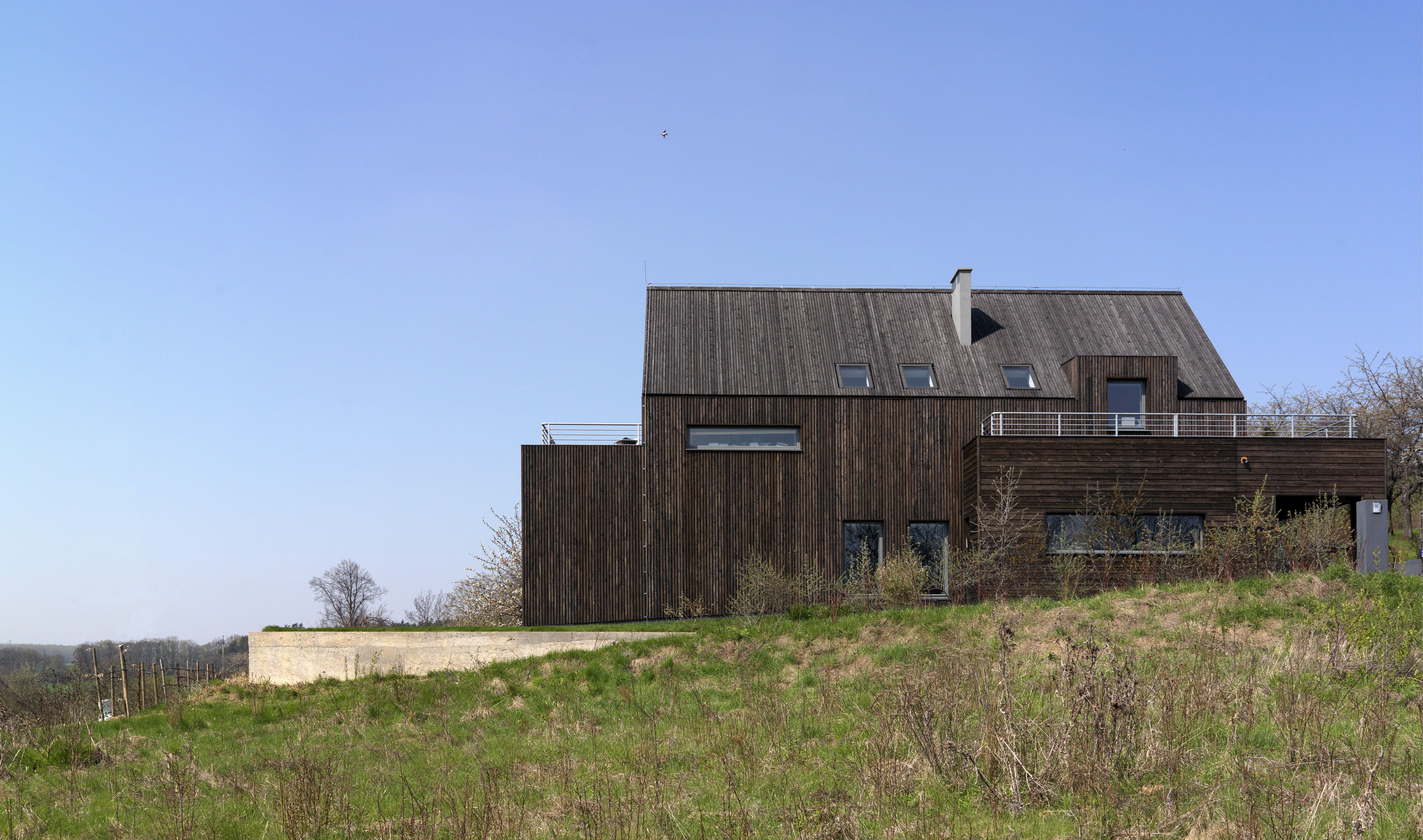 Dom w Burowie