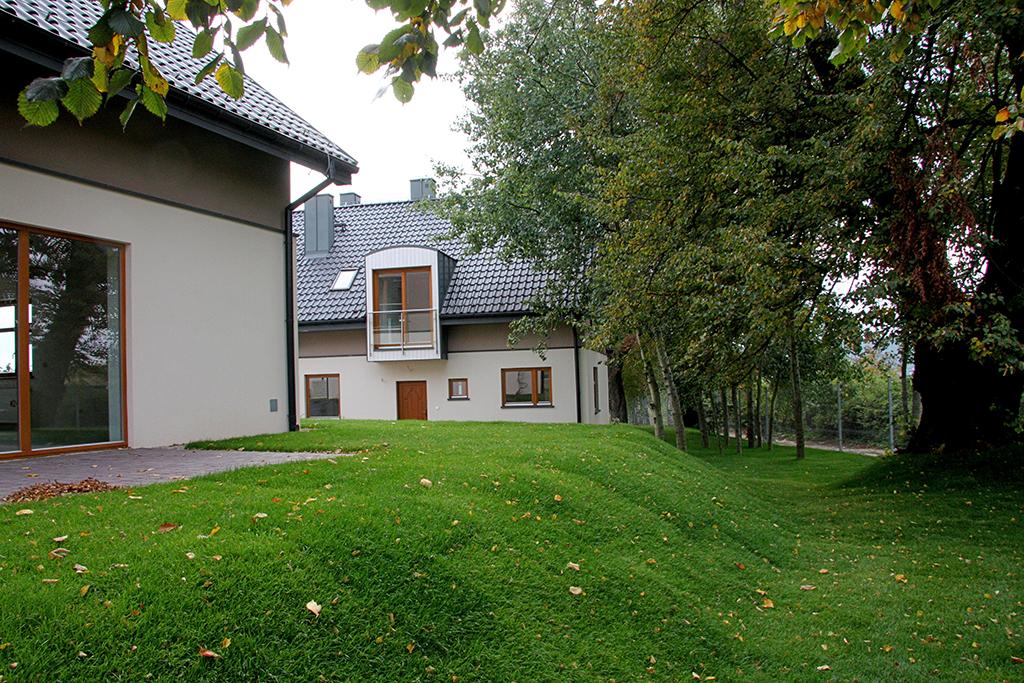 Zespół budynków mieszkalnych w Krakowie