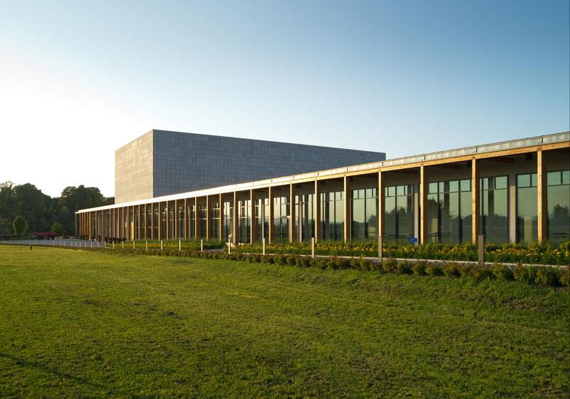 Europejskie Centrum Muzyki Krzysztofa Pendereckiego, Lusławice 250, Zakliczyn