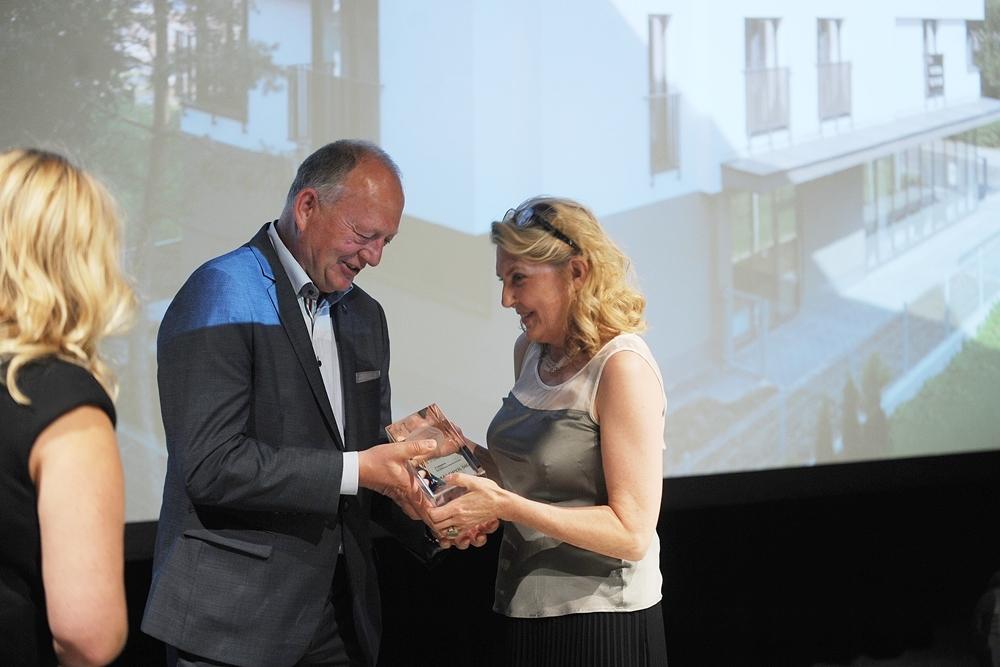 Gala wręczenia Nagrody w 2016 roku