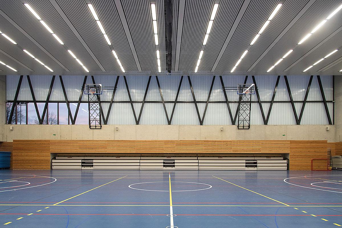 Hala sportowa Zespołu Szkół Ogólnokształcących Mistrzostwa Sportowego