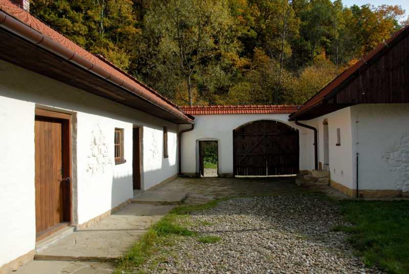 Sektor Kolonistów Niemieckich w Sądeckim Parku Etnograficznym