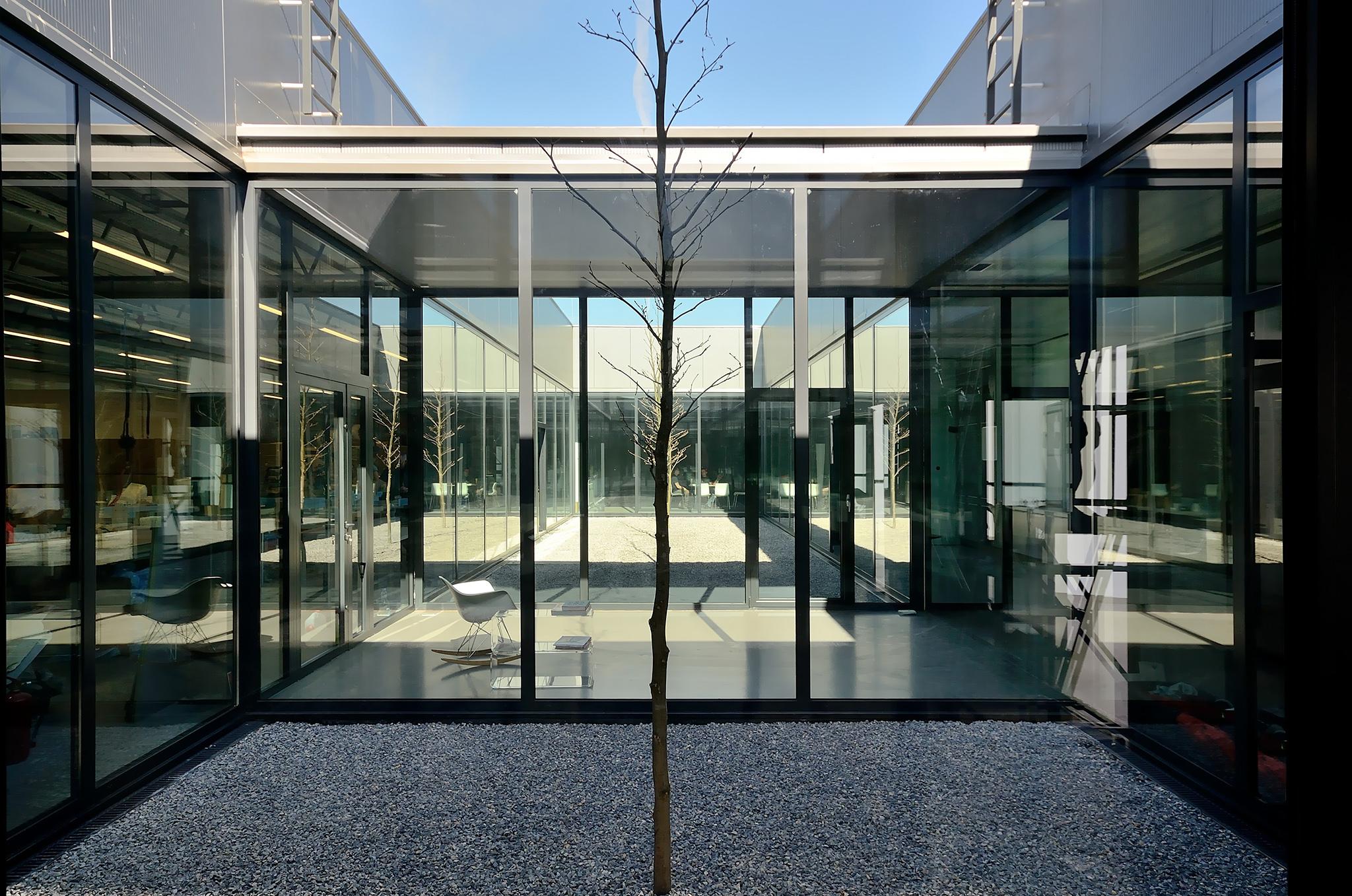 Budynek YETI – Agencji Reklamy w Kryspinowie
