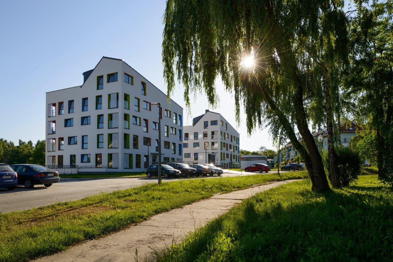 Budynki mieszkalne wielorodzinne