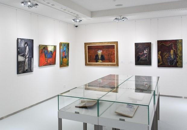 Pawilon Józefa Czapskiego Muzeum Narodowego w Krakowie