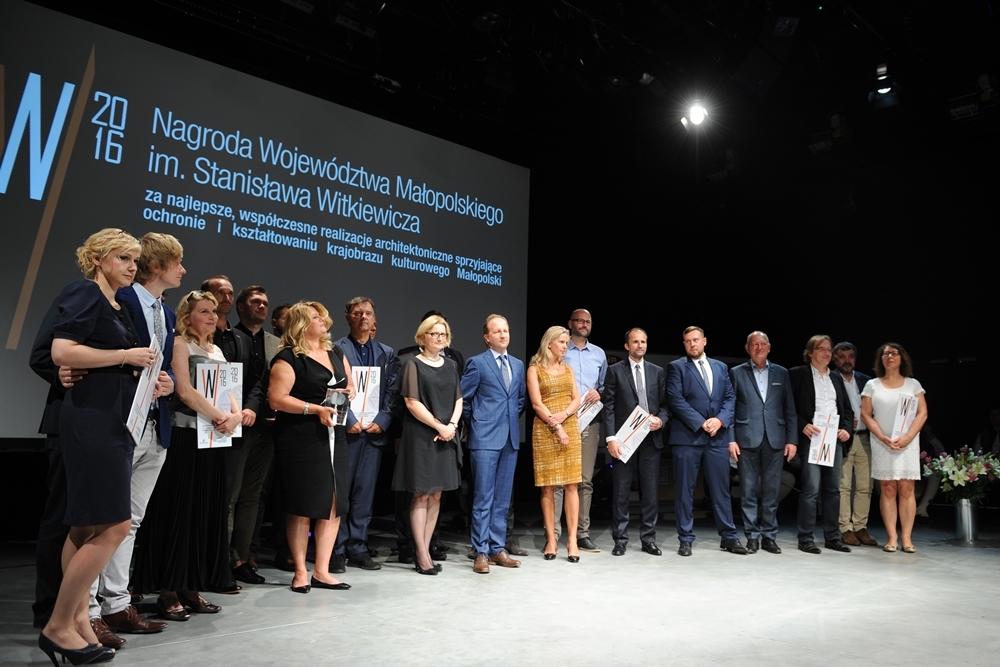 8. edycja konkursu o Nagrodę im. Stanisława Witkiewicza - 2016 r.