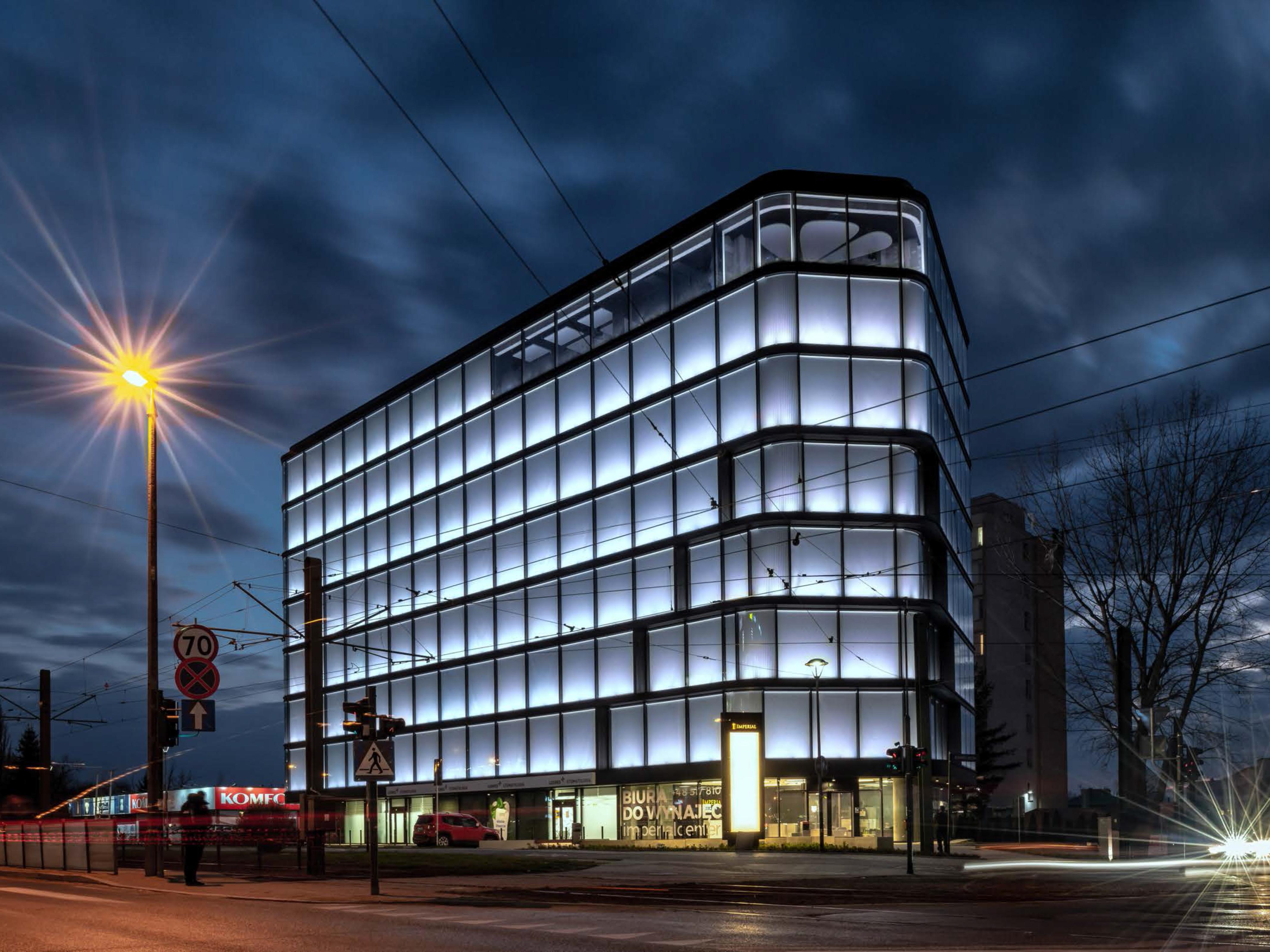 Budynek biurowy Imperial w Krakowie